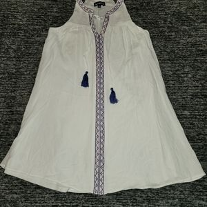 Bold & Simple Tunic Dress